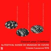 4ème Festival Suisse de Musique de Cuivre (Live) by Various Artists