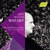 Mozart: Complete Piano Sonatas, Vol. 2 by Jean Muller