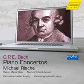 C.P.E. Bach: Piano Concertos von Michael Rische