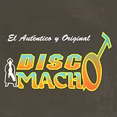 Disco Macho de Banda Machos