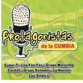 Protagonistas De La Cumbia by Various Artists