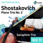 Shostakovich: Piano Trio No. 2 In E Minor, Op. 67 (Trio Through Time, Vol. 11) by Seraphim Trio
