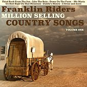 Million Selling Country Songs, Volume 1 by Franklin Riders
