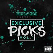 Exclusive Picks, Vol. 1 de Everyday Grime