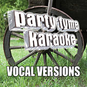 Party Tyme Karaoke - Country Party Pack 3 (Vocal Versions) van Party Tyme Karaoke
