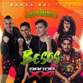 Besos (feat. La Delio Valdez) de Banda XXI