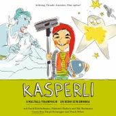S Wältall Trampolin / Än Berg zum Zmorgä von Kasperli