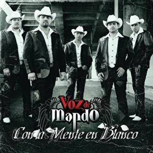 Con La Mente En Blanco by Voz De Mando