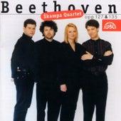 Beethoven: String Quartets, Op. 127 & 135 de Skampa Quartet
