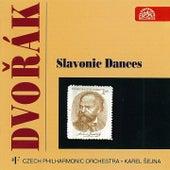 Dvořák: Slavonic Dances by Czech Philharmonic Orchestra