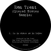 Altered States Sampler - EP de Ron Trent