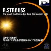 R.Strauss : Also Sprach Zarathustra etc. by Edo de Waart