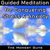 Guided Meditation for Conquering Stress & Anxiety van The Honest Guys