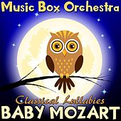 Baby Mozart Classical Lullabies de The Musicbox Orchestra