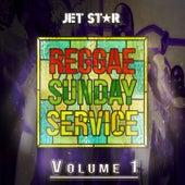 Reggae Hits Sunday Service Volume 1 de Various Artists