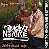 Get To Know Me Better - Single de Naughty By Nature