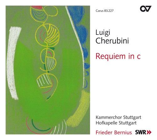 Cherubini: Requiem in c (1816) by Frieder Bernius