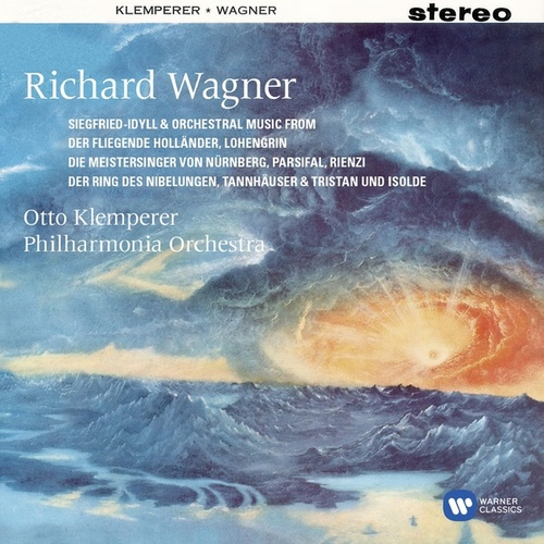 Wagner: Orchestral Excerpts by Philharmonia Orchestra