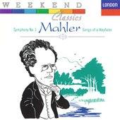 Mahler: Symphony No.1 / Lieder eines fahrenden gesellen by Various Artists