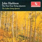 Harbison, J.: String Quartets Nos. 1-4 by Lydian String Quartet