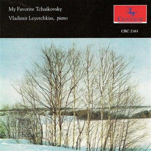 Tchaikovksy, P.I.: Piano Music by Vladimir Leyetchkiss