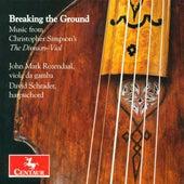 Viola Da Gamba Recital: Rozendaal, John Mark - Goodall, S. / Simpson, C. / Sumarte, R. / Younge, W. by Various Artists