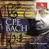 Bach, C.P.E.: Chamber Music de Various Artists