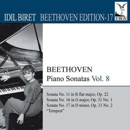 Beethoven: Piano Sonatas, Vol. 8 by Idil Biret