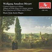 Mozart, W.A.: Clarinet Quintet, K. 581, K. Anh. 91 / Flute Quartets Nos. 2 and 4 by Various Artists