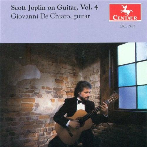 Joplin, S.: Guitar Transcriptions by G. De Chiaro by Giovanni De Chiaro