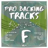 Pro Backing Tracks F, Vol.3 by Pop Music Workshop