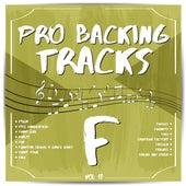 Pro Backing Tracks F, Vol.18 by Pop Music Workshop