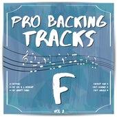 Pro Backing Tracks F, Vol.2 by Pop Music Workshop