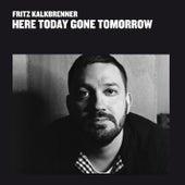 Here Today Gone Tomorrow von Fritz Kalkbrenner
