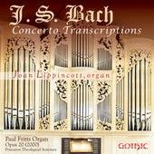 Bach: Concerto Transcriptions by Joan Lippincott