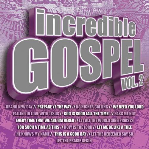 Incredible Gospel Vol. 2 by Various Artists