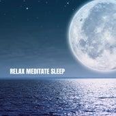 Relax Meditate Sleep von massage