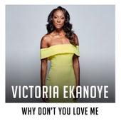 Why Don't You Love Me (X Factor Recording) de Victoria Ekanoye