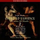 Haydn: L'anima del filosofo, ossia Orfeo ed Euridice (1951), Vol. 2 by Vienna State Opera Orchestra