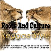 Roots And Culture Reggae Style de Anthony B