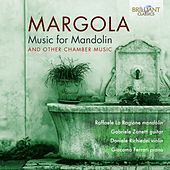 Margola: Music for Mandolin and other Chamber Music de Giacomo Ferrari