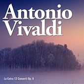 La Cetra 12 Concerti Op. 9 by Antonio Vivaldi