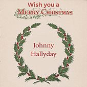 Wish you a Merry Christmas de Johnny Hallyday
