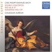 C.P.E. Bach: Double Concertos by Collegium Aureum