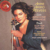 Lalo: Symphonie Espagnole / Bruch: Scottish Fantasy by Anne Akiko Meyers