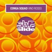 Vino rosso von Conga Squad