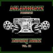 Burning Beatz Vol.3 de Aslan Beatz