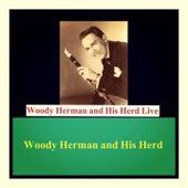 Woody Herman and His Herd Live de Woody Herman