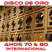 Disco De Oro Año 70's e 80's Internacionales by Disco Fever