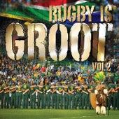 Rugby Is Groot (Vol. 2) de Various Artists